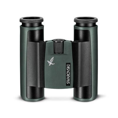 Fernglas SWAROVSKI CL Pocket 10x25 grün, stehend