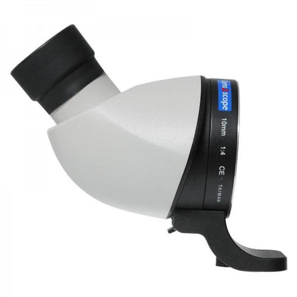 LENS2SCOPE 10mm für CANON EOS weiß, Winkeleinblick