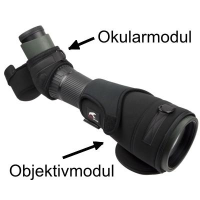Bereitschaftstasche KITE Skua für SWAROVSKI 95 mm Objektivmodul (ATX)