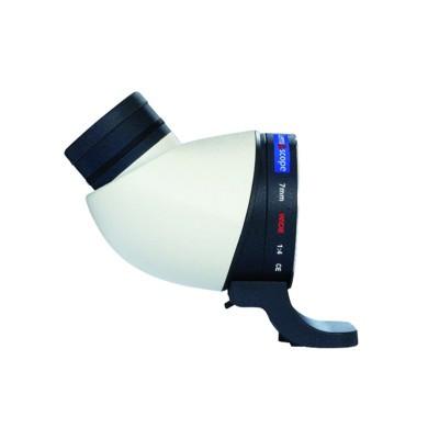LENS2SCOPE 7mm wide für CANON EOS weiß, Winkeleinsicht
