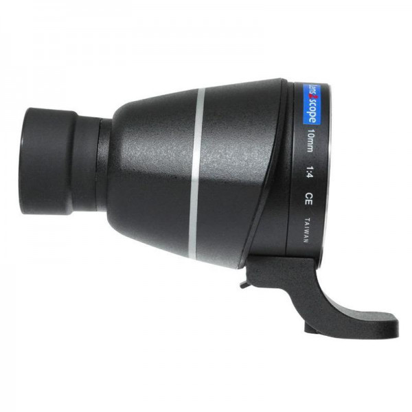 LENS2SCOPE 10mm für Sony A schwarz, Geradeinblick