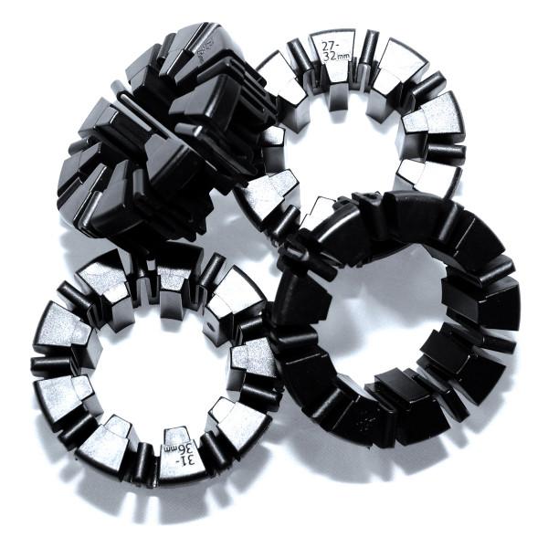 NOVAGRADE Ringset für Ferngläser und Microskope